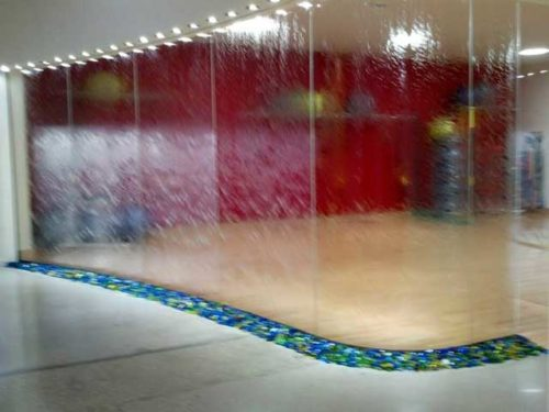 Commercial Glass Partitions Options by Westoaks Glass and Mirrors