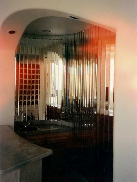 Westoaks Glass and Mirrors Customized Designs at Los Angeles