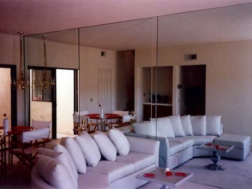 Eye Pleasing Custom Glass Mirrors by Westoaks in Los Angeles