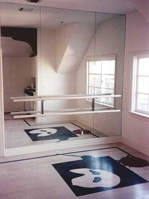 Custom Mirror Glass from Westoaks Glass and Mirrors at Los Angeles