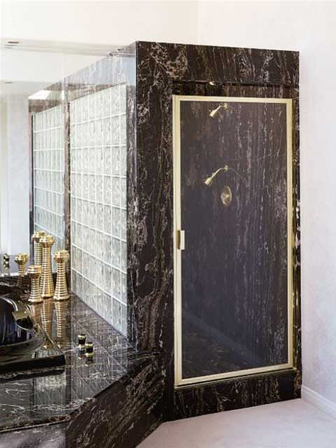 View Framed Glass Shower Door Options in Los Angeles at Westoaks Glass and Mirrors
