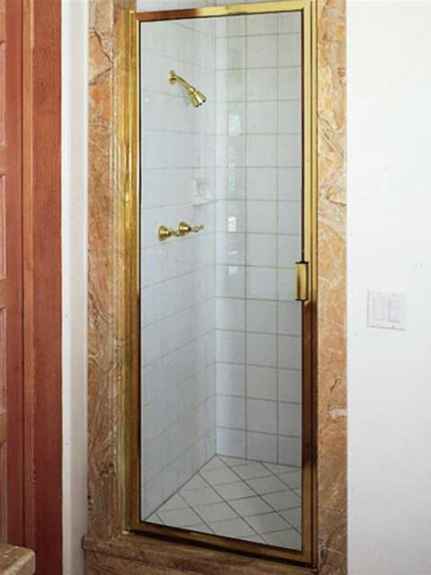 View Glass Shower Enclosures Photo Gallery of Westoaks Glass and Mirrors