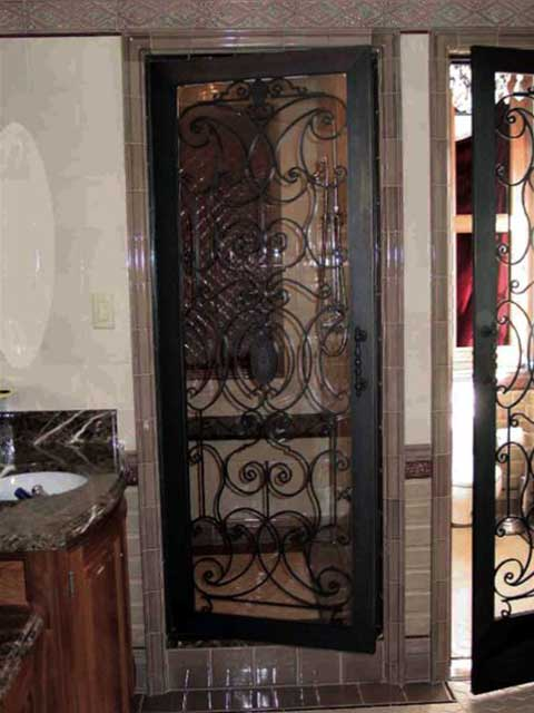 Beautiful Framed Glass Shower Doors by Westoaks Glass and Mirrors in Los Angeles