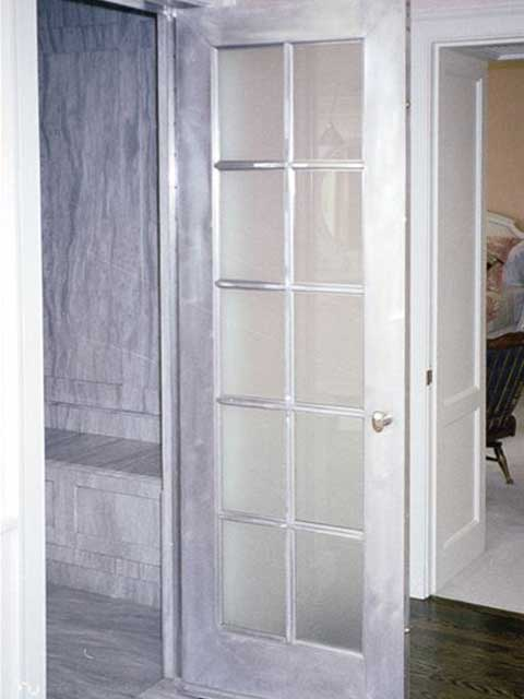 Glass Door Enclosures of Westoaks Glass and Mirrors at Los Angeles