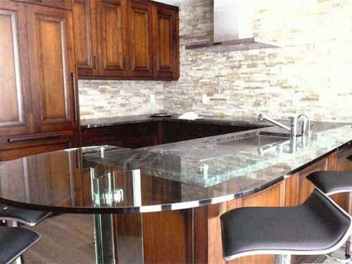 Glass Table Top Designs by Westoaks in Los Angeles