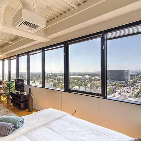 residential glass windows