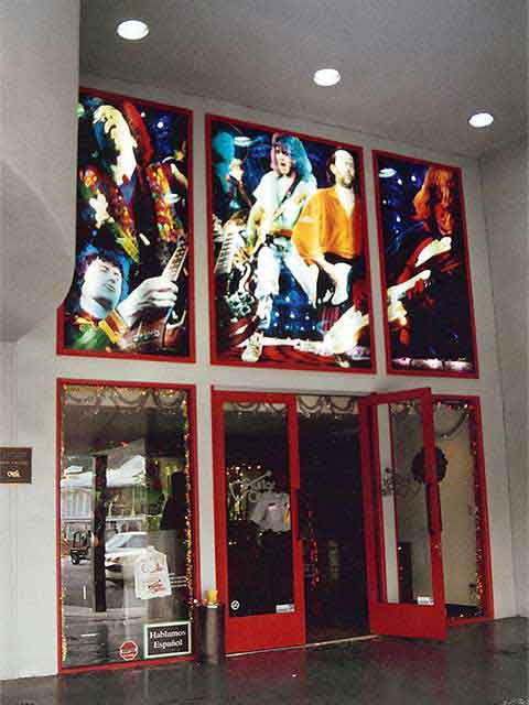 Remodel Building Entrance from Westoaks Glass and Mirrors in Los Angeles