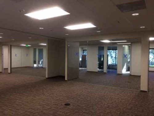 Checkout Westoaks Commercial Glass Partitions in Los Angeles