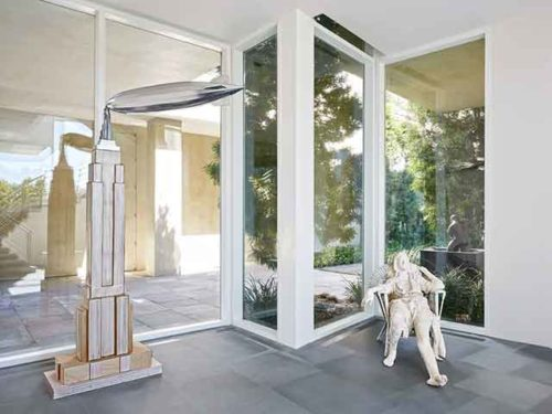 Stylish Glass Walls available at Westoaks in Los Angeles