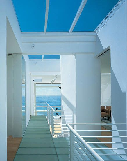 Classic Glass Railings available in Los Angeles by Westoaks Glass and Mirrors