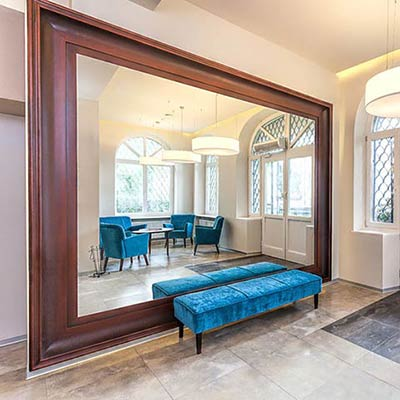 residential glass mirrors photos