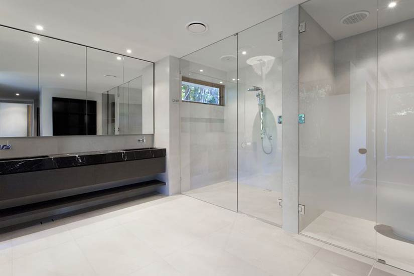Glass Shower Enclosures & Shower Doors Click to View Photo Gallery
